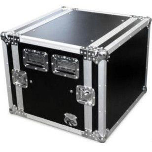 Amplifier Rack Speaker Case / Audio Equipment 6U Flight Case