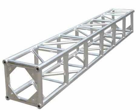 Outdoor Aluminum Square Screw Truss / Spigot Truss Alu-alloy 6082-T6