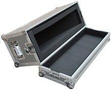 2U to 24U Standard Rack Flight Case With 9mm Plywood / Trolley Case