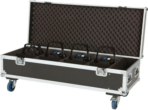 10mm Plywood Rack Flight Case For Heavy Duty Equipment / Mixer Case